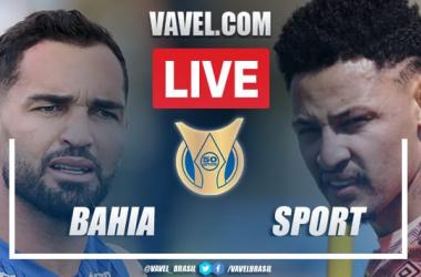 Gol e melhores momentos de Bahia x Sport pelo Campeonato Brasileiro (0-1)