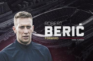 Robert Berićfirma con Chicago Fire FC