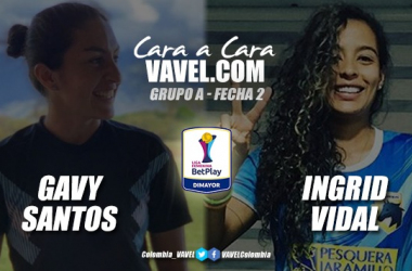 Cara a Cara: Gavy Santos vs Ingrid Vidal