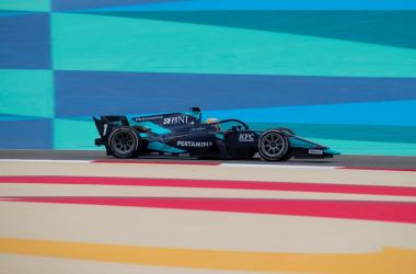 Sean Gelael Tak Beruntung Di Bahrain