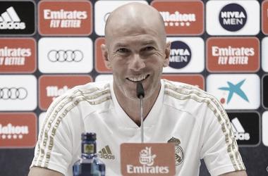 """Zidane: """"Necesitamos descansar bien, son muchos partidos"""""""