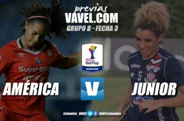 Previa América de Cali vs Junior de Barranquilla: Duelo por el liderato