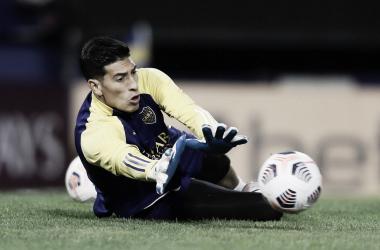 Sampaoli quer Andrada, goleiro do Boca Juniors e sugere troca de Pavón por Benedetto