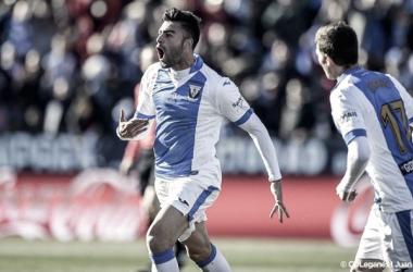 El CD Leganés remonta frente al Villarreal para conseguir los tres puntos