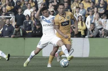 La ultima vez que Vélez viajo a Rosario fue en la temporada 19/20. Foto: Web