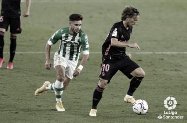 Álex Moreno, 'Jugador de Alta Velocidad' de la jornada 3