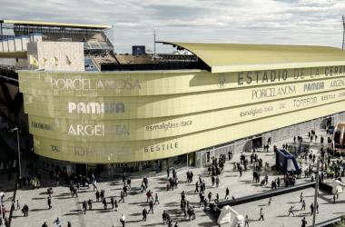 Estadio de la Cerámica. / Fuente: Villarreal Club de Fútbol.