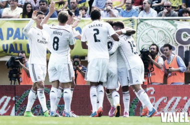 Ludogorets - Real Madrid: a seguir con la estrella