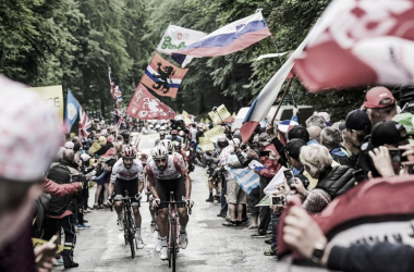 Resumen de la etapa 8 del Tour de Francia 2019: De Gendt resiste a la toma de la Bastilla