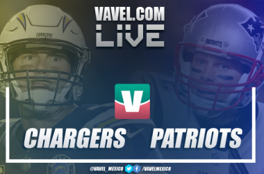 Resumen Chargers vs Patriots en Playoffs 2019 (28-41)