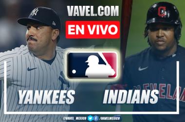Resumen del New York Yankees 8-0 Cleveland Indians en MLB 2021