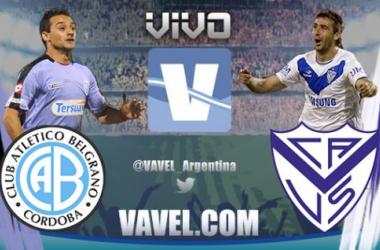 Resultado Belgrano - Vélez (1-0)