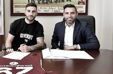 Com passagem pelas seleções de base, lateral Murru deixa Sampdoria e acerta com Torino