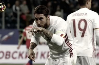 """Sergio Ramos: """"Con el escudo ya no se gana"""""""