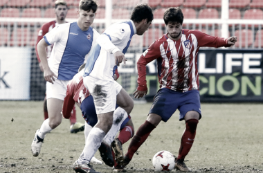 El Adarve paga cara su falta de puntería contra el Atlético de Madrid B