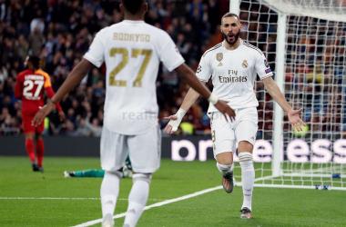 Real Madrid - Galatasaray: puntuaciones del Real Madrid, jornada 4 de Champions League