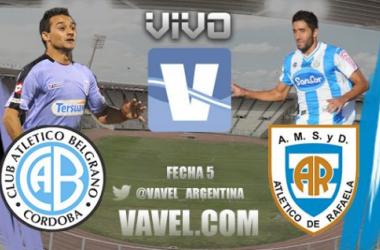 Resultado Belgrano - Atlético de Rafaela (3-0)