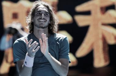 Tsitsipas está en semifinales | Foto: Australian Open