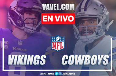 Resumen y touchdowns: Dallas Cowboys 24-28 Minnesota Vikings