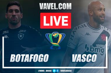 Gols e melhores momentos deBotafogo 1x0 Vasco pela Copa do Brasil (1-0)