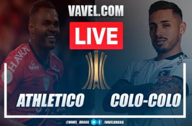 Gols e melhores momentos de Athletico 2x0 Colo-Colo pela Copa Libertadores 2020 (2-0)