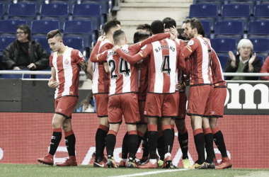 RCD Espanyol - Girona FC: puntuaciones del Girona, 15ª jornada de la Liga Santander