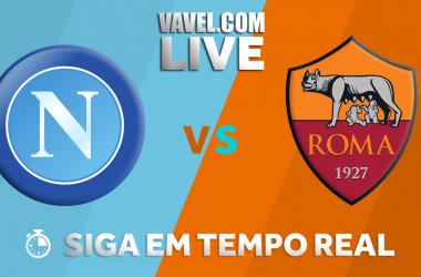 Resultado Napoli x Roma pela Serie A 2017/18 (2-4)