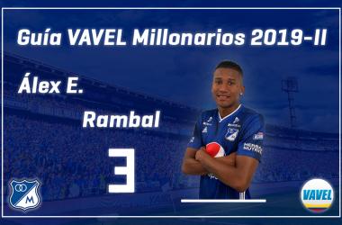 Análisis VAVEL, Millonarios 2019-II: Alex Rambal