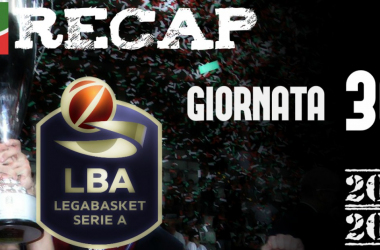 Legabasket: risultati e verdetti dell'ultimo turno