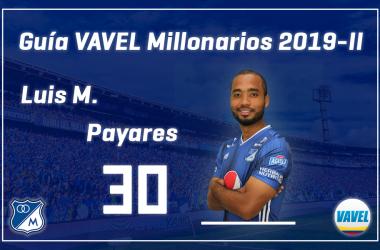Análisis VAVEL, Millonarios 2019-II: Luis Payares