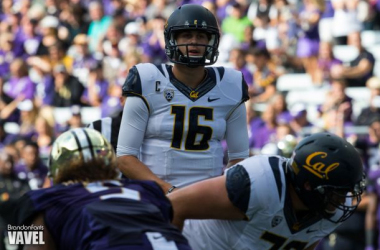 Jared Goff leads his team to 5-0/ Photo by Brandon Farris - VAVEL USA