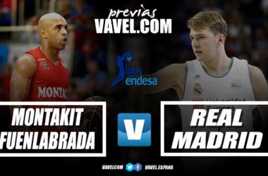 Previa Fuenlabrada-Real Madrid: Derbi con los Playoffs en la mente | Fotografía: VAVEL