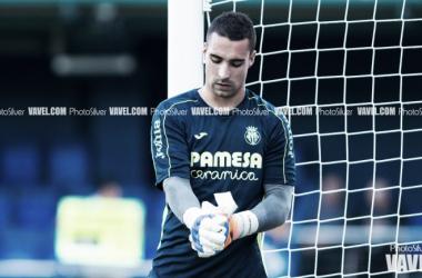 """Sergio Asenjo: """"No puedo estar en mejor sitio que aquí"""""""