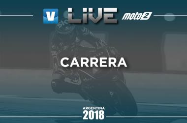 Resumen Carrera GP de Argentina 2018 de Moto2