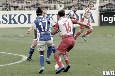 RCD Espanyol - Real Sociedad: salida para puntuar (Imagen: Gio Batista)