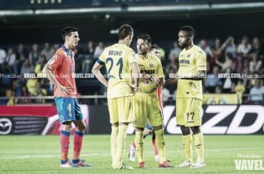 Partidos internacionales de los jugadores del Villarreal