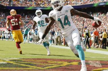 Miami Dolphins Snag Win Over Washington Redskins, Leave Fans Disappointed