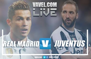 Real Madrid - Juventus, LIVE Champions League 2017/2018 (1-3): Ronaldo di rigore annulla la grande impresa dei bianconeri. In semifinale ci va il Real!