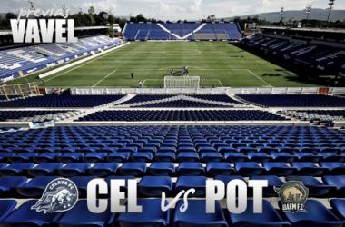 Celaya FC vs Potros UAEM