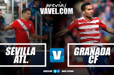 Previa Sevilla Atlético - Granada CF: Lázaro, levántate
