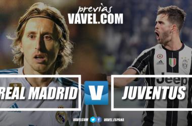 Previa: Real Madrid - Juventus: Buscando la primera victoria en Norteamérica | Fotomontaje: Dani Souto