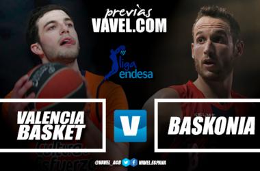 Previa Valencia Basket vs Kirolbet Baskonia: el andén 9 y 3/4. | Imagen: Santiago Arxé (VAVEL)