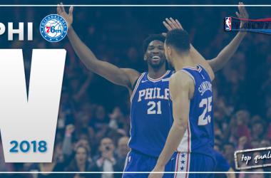 Guía Playoffs NBA 2018: Philadelphia 76ers, la joven esperanza