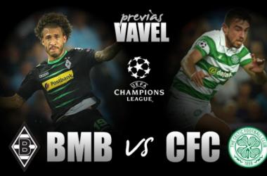 Borussia Moenchengladbach - Celtic