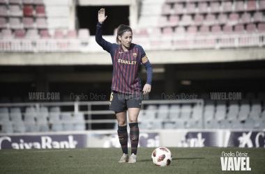 """Vicky Losada: """"El equipo ha madurado gracias a las dificultades"""""""