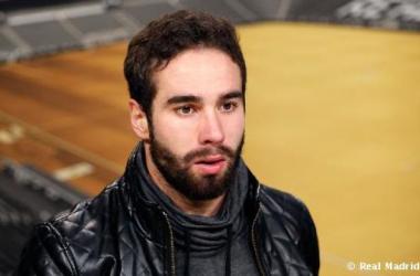 """Carvajal: """"Vamos en línea ascendente, el equipo cada vez está más cómodo"""""""