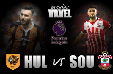 Previa Hull City - Southampton: disparidad en el papel