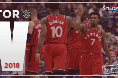 Guía Playoffs NBA 2018: Toronto Raptors, el Norte reclama su trono