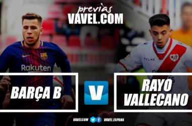 Previa FC Barcelona B - Rayo Vallecano: Duelo de muchos intereses