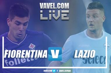 Resumen Fiorentina 3-4 Lazio en Serie A 2018